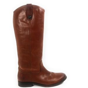 Frye Mellissa Tall Boot Leather